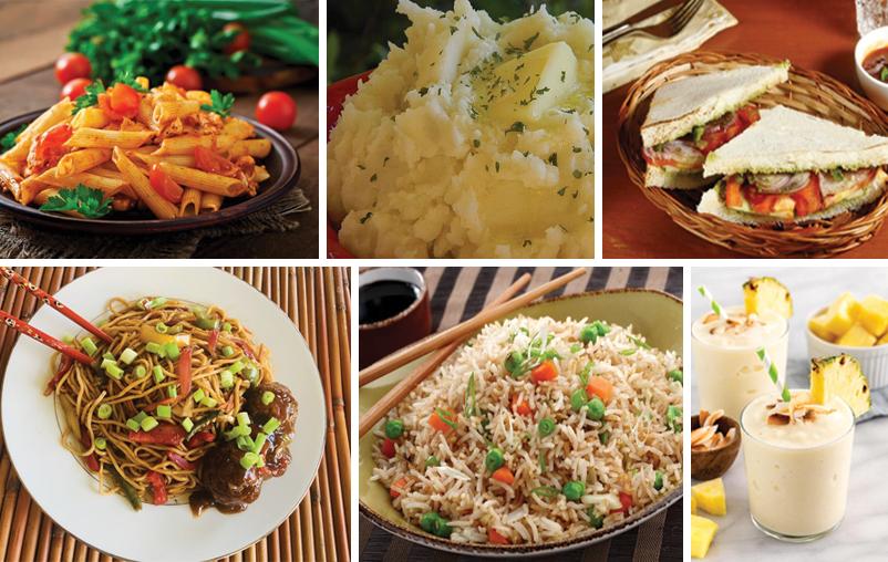शुरुआती cooks के लिए 9 सरल व्यंजन
